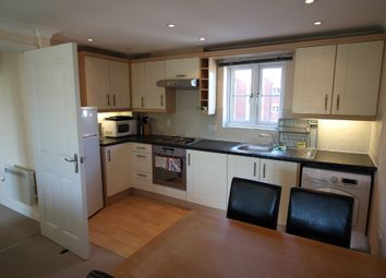 Thumbnail 2 bed flat for sale in Provan Court, Foxhall Road, Ipswich