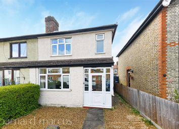 Thumbnail 3 bed property to rent in Pyne Road, Tolworth, Surbiton