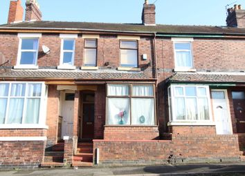 Thumbnail 2 bedroom terraced house for sale in Gordon Street, Burslem, Stoke-On-Trent
