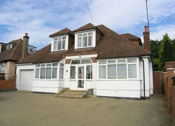 Thumbnail 4 bedroom detached house to rent in Epsom Lane North, Epsom