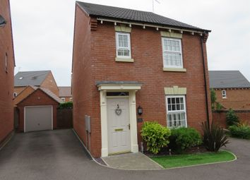 Thumbnail 3 bed detached house for sale in Sweet Leys Way, Melbourne, Derby