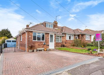 Thumbnail 3 bed semi-detached bungalow for sale in Bramber Close, Sompting, Lancing