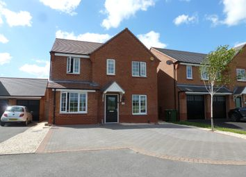 Thumbnail 4 bed detached house for sale in Warinford Close, Chase Meadow, Warwick