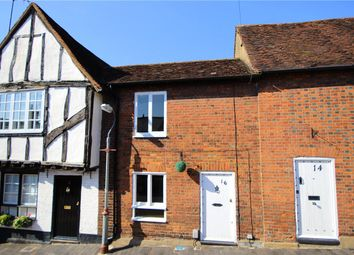 Thumbnail 1 bed terraced house to rent in Lower Dagnall Street, St. Albans, Hertfordshire