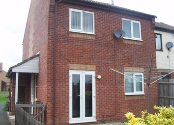 Thumbnail 1 bedroom terraced house to rent in Dabinett Avenue, Hereford