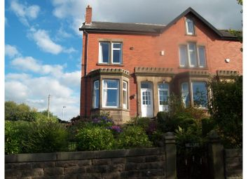 Thumbnail 5 bed semi-detached house for sale in 1 White Road, Blackburn