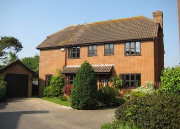 Thumbnail 4 bed detached house to rent in Rectory Grange, Rochester