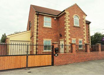 Thumbnail 6 bed detached house for sale in Cinder Lane, Ollerton, Newark