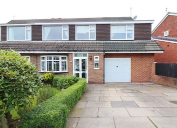 Thumbnail 4 bed semi-detached house for sale in Birchfield Drive, Boothstown, Worsley