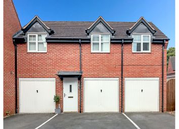 Thumbnail 2 bed property for sale in Trafalgar Way, Lichfield