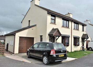 Thumbnail 3 bed semi-detached house for sale in Little Meadow, Andreas, Isle Of Man