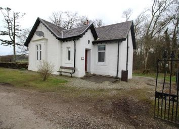 Thumbnail 2 bed detached house to rent in North Lodge, Kilfinan, Tighnabruaich, Argyll And Bute