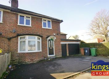 Thumbnail 3 bed semi-detached house for sale in Normanton Park, London
