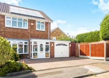 Thumbnail 3 bed semi-detached house for sale in Briarleas Gardens, Cranham, Upminster