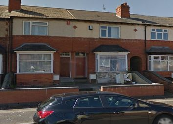 Thumbnail 3 bed terraced house to rent in Oscott Road, Perry Barr
