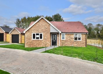 Thumbnail 2 bed detached bungalow for sale in The Woodyard, Vyces Road, Framlingham