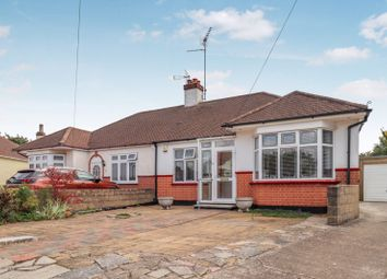 Sherbourne Gardens, Southend-On-Sea SS2. 3 bed semi-detached bungalow