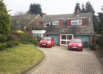Thumbnail 5 bed detached house to rent in Abingdon, Oxfordshire