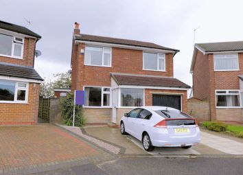 Thumbnail 3 bed detached house for sale in Thornhill Drive, Worsley, Manchester
