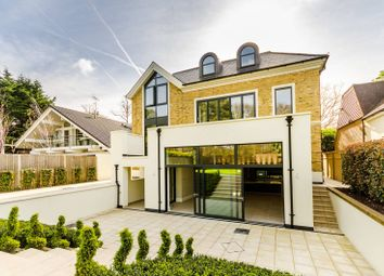Thumbnail 5 bed detached house to rent in Kingston Hill, Coombe, Kingston Upon Thames