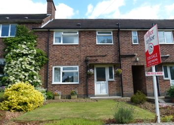 Thumbnail 3 bed terraced house for sale in Lid Lane, Roston Nr Ashbourne Derbyshire