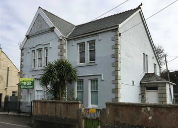 Thumbnail Office to let in Former Lloyds Bank, 31, Station Road, St Blazey