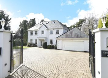 Thumbnail 5 bed detached house to rent in Gorse Hill Road, Virginia Water