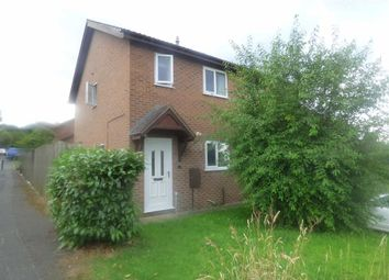 Thumbnail 2 bed semi-detached house to rent in Oak Road, Overdale, Telford
