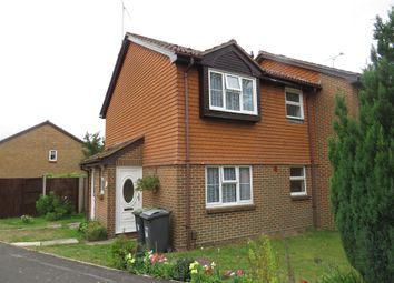 Thumbnail 1 bed end terrace house for sale in Amethyst Grove, Waterlooville