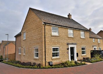 Thumbnail 5 bed detached house for sale in Uffington Road, Barnack, Stamford