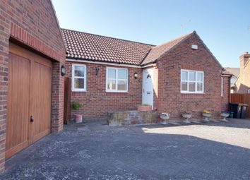 Thumbnail 3 bed detached bungalow for sale in Orchard Close, Oundle, Peterborough