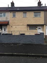 Thumbnail 2 bed semi-detached house for sale in 20 Wervin Road, Kirkby, Liverpool