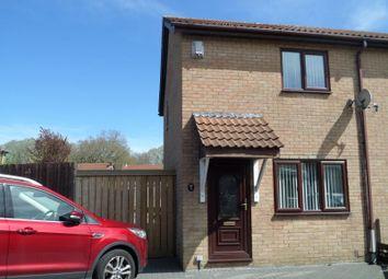 Thumbnail 2 bed property to rent in 4 Clos Caradog, Pontypridd