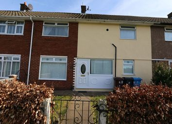 Thumbnail 4 bed terraced house for sale in Harlyn Close, Liverpool, Merseyside