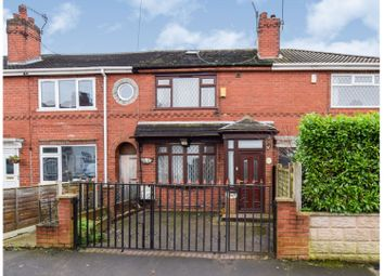 Thumbnail 3 bed town house for sale in Smith Street, Longton, Stoke-On-Trent