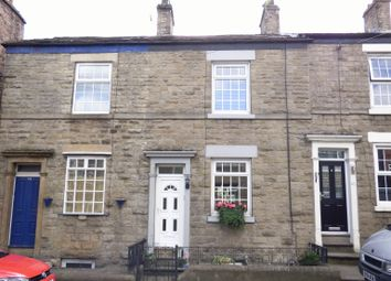 Thumbnail 2 bed terraced house for sale in Henshall Road, Bollington, Macclesfield