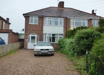 Thumbnail 3 bed semi-detached house to rent in Belle Vue Rd, Earl Shilton