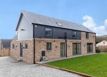 Thumbnail 4 bed detached house for sale in The Barn, Barnsley Road, Upper Cumberworth