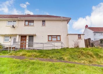 Thumbnail 3 bed end terrace house for sale in Heol-Y-Foelas, Cefn Glas, Bridgend.