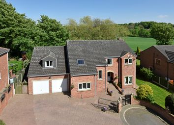 Thumbnail 5 bed detached house for sale in Norcross Gardens, Darfield, Barnsley