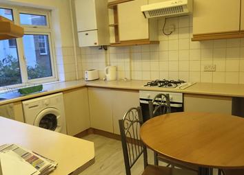 Thumbnail 3 bedroom flat to rent in Rousden St Street, Camden