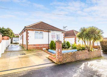 Thumbnail 3 bedroom detached bungalow for sale in Bridges Avenue, Cosham, Portsmouth