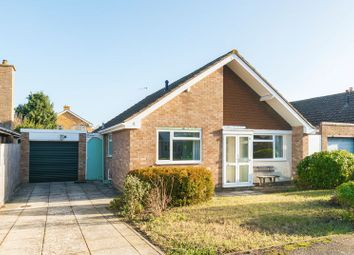 Thumbnail 3 bed detached bungalow for sale in Meadow Close, Grove, Wantage