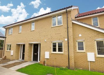 Thumbnail 2 bedroom terraced house for sale in High Street, Offord Cluny, St. Neots