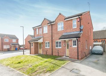 2 bed semi-detached house for sale in Avonside Close, Barrow Hill, Chesterfield S43
