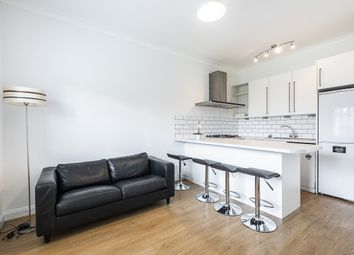 Thumbnail 1 bed flat to rent in Brondesbury Villas, London