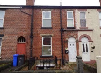 Thumbnail 4 bed terraced house to rent in Brunswick Street, Sheffield