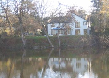 Thumbnail 5 bed detached house for sale in Glasbury, Hereford