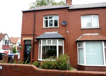 Thumbnail 2 bed end terrace house for sale in Princes Gardens, Monkseaton, Whitley Bay