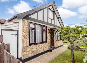 Thumbnail 3 bed detached bungalow for sale in Matlock Road, Canvey Island